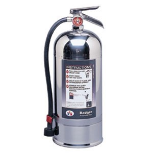 Portable Wet Chemical Fire Extinguisher