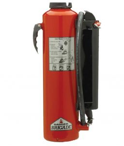 Brigade Cartridge Portable Extinguisher