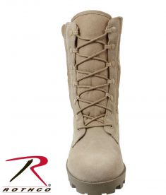 Regular Width Jungle Boots GI Speedlace Desert Tan