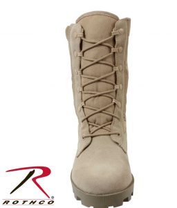 Regular Width Jungle Boots GI Speedlace Desert Tan