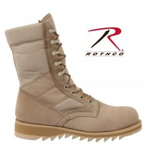 Rothco 5058 Ripple Sole Desert Tan Jungle Boots