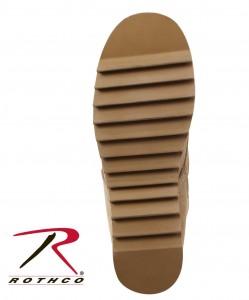 Rotcho Ripple Sole Jungle Boots Bottom