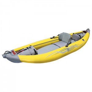 StraightEdge 1 Inflatable Whitewater Kayak