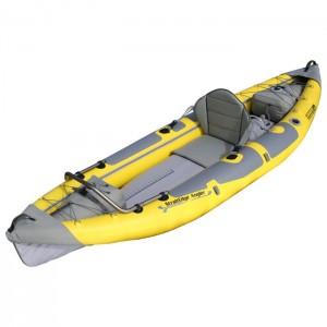 StraightEdge Angler Inflatable Fishing Kayak