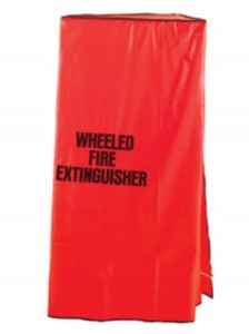 Wheeled Fire Extinguisher Cover 50lb and 75lb