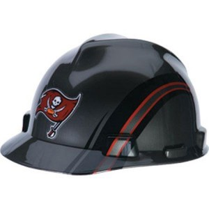 Tampa Bay Buccaneers Hard Hat NFL Construction Helmet