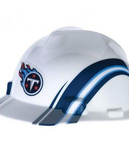Tennessee Titans Hard Hat NFL Construction Helmet