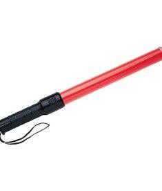 Red LED Light Traffic Control Baton